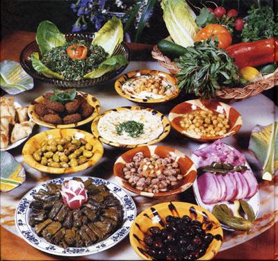 delizie libanesi a milano: corso di cucina dal 10 ottobre al 14 ... - Cucina Libanese Milano