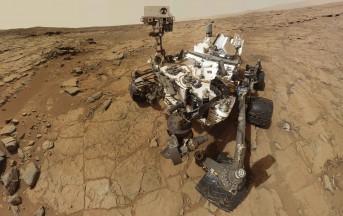 Ecco perchè non c'è vita su Marte, la scoperta del robot Curiosity