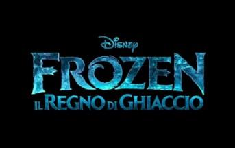 Disney, nuovo film di Natale: Frozen il regno di ghiaccio