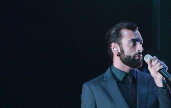 Le foto di Marco Mengoni in concerto a Milano, giovedì 26 settembre 2013