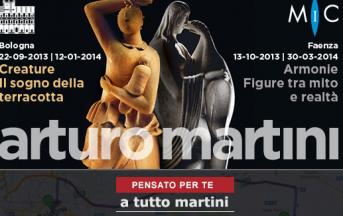 Lo scultore Arturo Martini in mostra a Bologna e a Faenza fino a marzo 2014