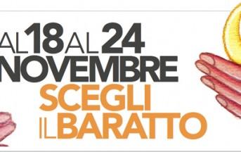 Settimana del Baratto 2013, la quinta edizione dal 18 al 24 novembre