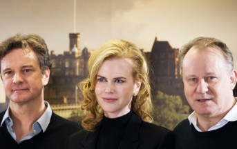 "Nicole Kidman e Colin Firth fianco a fianco per ""The Railway Man"" (Video)"