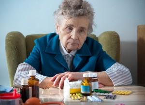 anziani e medicine