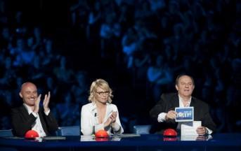 """Italia's got talent, Maria De Filippi commenta la giuria: """"Gerry Scotti è un battutista, Rudy Zerbi un giudice attento"""""""