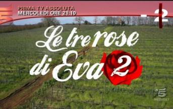 Le tre rose di Eva 2 anticipazioni: salta la puntata di mercoledì 23 ottobre