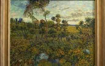 """Amsterdam, scoperto un nuovo Van Gogh """"Tramonto a Montmajour"""""""