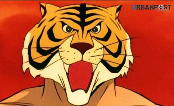 Nostalgia anni  ritorna l uomo tigre urbanpost