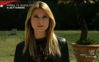 Anticipazioni Le tre rose di Eva 2, Veronica Torre e le inquietanti presenze nel castello di Pietrarossa