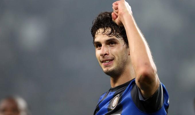 Andrea Ranocchia difensore Inter