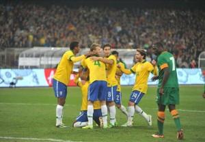 Brasile-Zambia