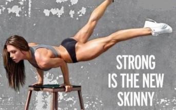 Fitness: dagli USA la nuova tendenza: allenare il corpo senza attrezzi