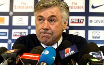 Real Madrid: Carlo Ancelotti non è soddisfatto del team