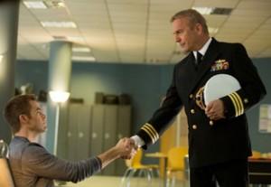 Chris Pine e Kevin Costner
