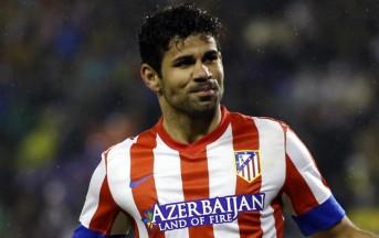 Atletico Madrid: il nuovo bomber Diego Costa capocannoniere della Liga (video)