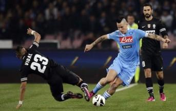 Transfermarkt: Vidal e Hamsik tra i 25 calciatori più costosi al mondo