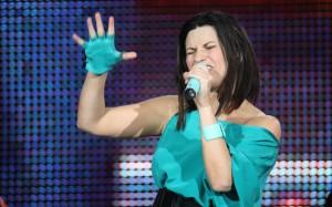 """Laura Pausini sbotta """"non faccio la diva"""""""