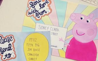 L'«Allegria tour» di Peppa Pig sbarca in 10 reparti pediatrici