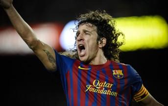 Barcellona: il tanto atteso ritorno di Puyol