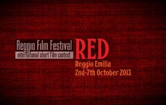 Reggio Film Festival, Reggio Emilia si tinge di rosso fino al 7 ottobre 2013