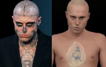 Ecco il trucco per cancellare i tatuaggi, e non solo