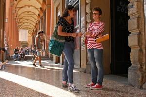 Bologna fenomeno social street