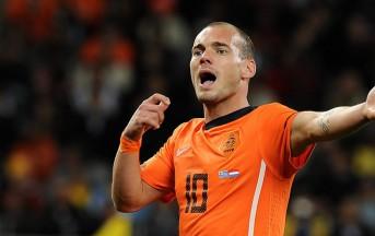Galatasaray: per il presidente Aysal Sneijder è incedibile