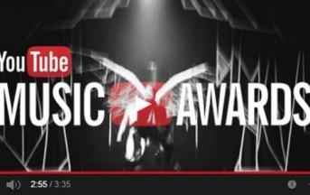 """""""YouTube Music Awards"""": prima edizione il 3 novembre 2013 con Eminem e Arcadia Fire"""