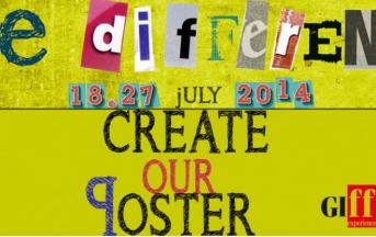Be Different: concorso per creare l'immagine del Giffoni Film Festival