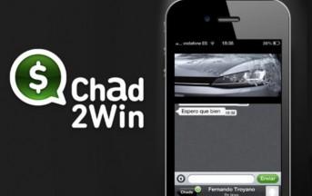 Guadagnare messaggiando, con Chad2Win ora è possibile