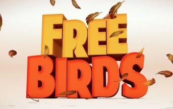 Dopo le Galline arrivano i Tacchini in Fuga di Free Birds