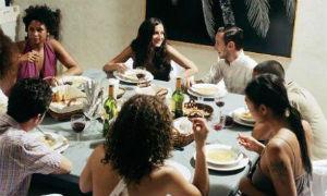 italiani rinunciano al ristorante