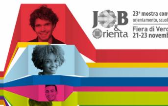 Job & Orienta a Verona, la fiera dedicata all'orientamento degli studenti
