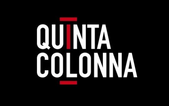 Anticipazioni Quinta Colonna 21 ottobre, allarme tasse e sicurezza