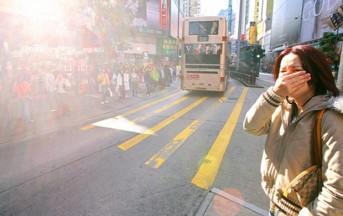 Lo smog provoca il cancro: lo conferma l'Oms