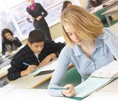studenti in difficoltà in matematica e inglese