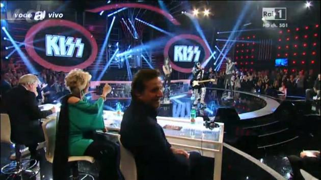 Tale e Quale Show, Gabriele Cirilli e la sua imitazione finiscono sul sito dei Kiss (VIDEO)