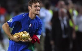 """Mondiali, Prandelli : """"Questo Totti è fantastico"""""""