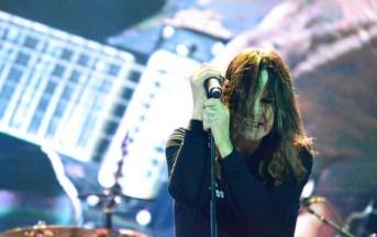 I Black Sabbath il 18 giugno 2014 a Bologna