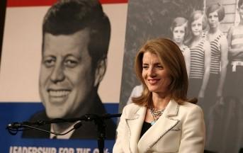 Caroline Bouvier Kennedy nominata ambasciatrice in Giappone