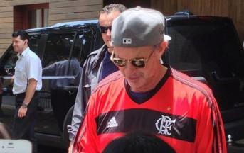 Chad Smith fa infuriare i tifosi del Flamengo (Video)