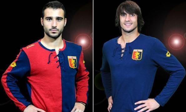 afc9a11b0fc952 Genoa, nuova maglia celebrativa per i 120 anni - UrbanPost