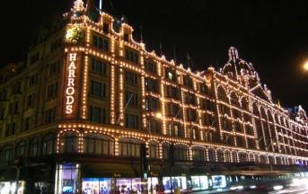 Harrods, offerte di lavoro a Londra