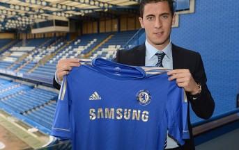 Chelsea, Mou perdona Hazard: pace fatta