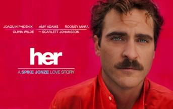 """Roma  Film Festival 2013: Rooney Mara e Joaquin Phoenix hanno presentato il visionario """"Her"""""""