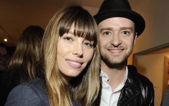 Non c'è crisi tra Justin Timberlake e Jessica Biel (Video)