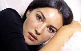 Monica Bellucci, dopo la separazione, ha scoperto un'energia sconosciuta