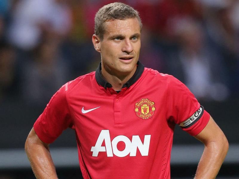 Nemanja Vidic Manchester United