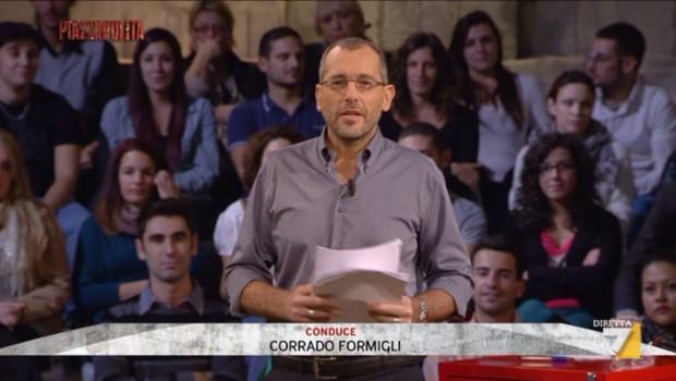 Piazzapulita Corrado Formigli