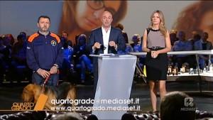 Quarto Grado Gianluigi Nuzzi e Alessandra Viero